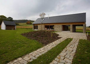 Weekend House in the Osoblažsko Region