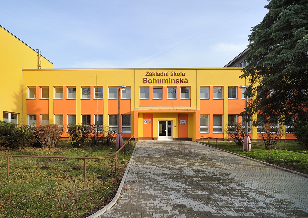 Reconstruction of Elementary School in Kamenec