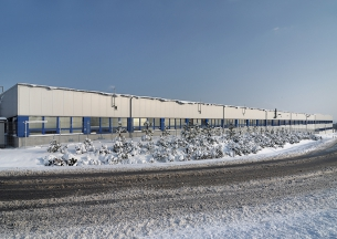Smart Industry Park Ostrava - Bartovice